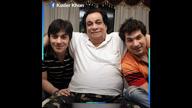 Kader Khan's son Sarfaraz rubbishes rumours of his demise