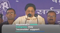 Withdraw cases or will reconsider support: Maya to Cong