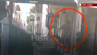 CCTV footage of men carrying 'Khashoggi body parts'