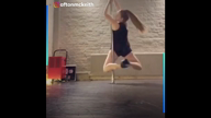 Pole-dance your way to fitness