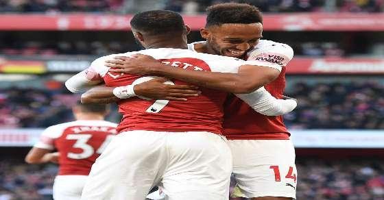 Arsenal stroll past Southampton, enter EPL top four