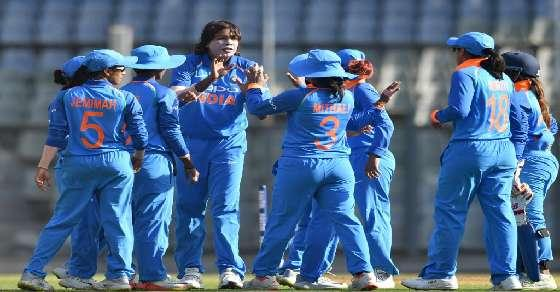 India take an unassailable 2-0 lead vs England women