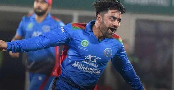 T20 इंटरनेशनल में 4 गेंदों पर 4 विकेट लेकर राशिद खान ने रचा इतिहास
