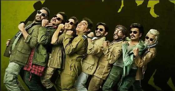 फिल्म 'टोटल धमाल' ने कमाए ₹72.25 करोड़