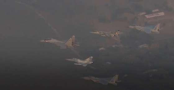 वायुसेना की कार्रवाई का सभी दलों ने किया स्वागत