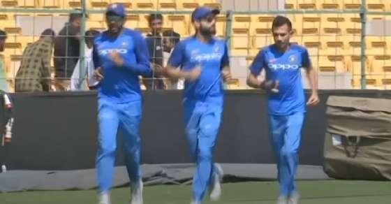 टी-20 सीरीज बचाने के लिए मैदान पर उतरेगी टीम इंडिया