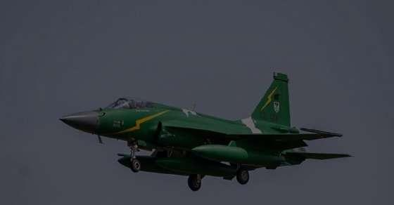जम्मू-कश्मीर के पुंछ और राजौरी में घुसे पाकिस्तानी विमान-PTI