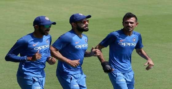 Bengaluru T20: Vijay Shankar gives India a crucial breakthrough