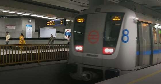 दिल्ली मेट्रो रेड अलर्ट पर, हर 2 घंटे में चप्पे-चप्पे की होगी जांच