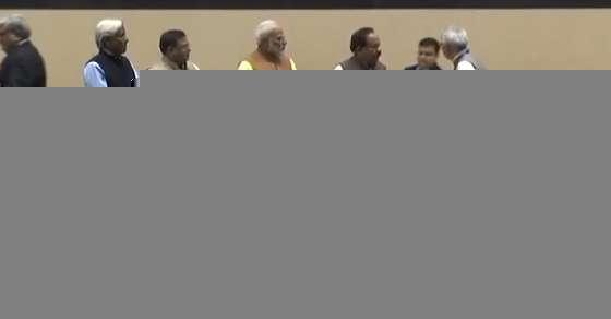 Modi: 'ek pilot project pura ho gaya, real hona baaki hai'