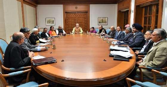 India-Pak tension: PM Modi chairs high-level CCS meet