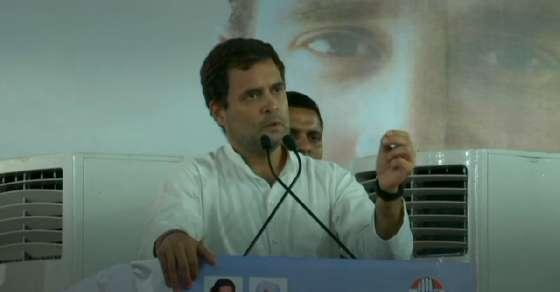 Raghuram Rajan helped plan income scheme: Rahul