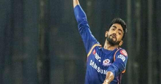 IPL 2019: Bumrah back in the nets after injury