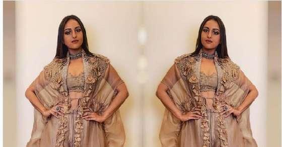 Sonakshi Sinha shut down a troll calling her a 'buffalo'