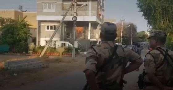 IT raids at Karnataka Minister's house