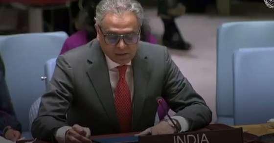 टेरर फंडिंग पर संयुक्त राष्ट्र की सुरक्षा समिति में प्रस्ताव पास