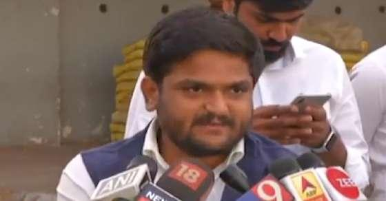 Setback for Cong: Hardik Patel won't be able to contest LS polls