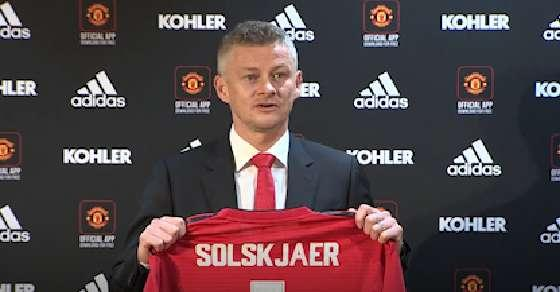 Ole: This is my ultimate dream