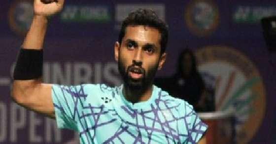 India Open: Axelsen ends Prannoy's run
