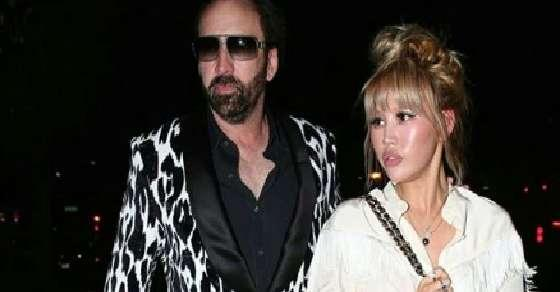 Nicholas Cage files for annulment from his 4th wife