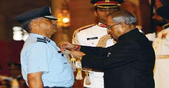 Air Marshal NS Dhillon named Strategic Forces Command Chief