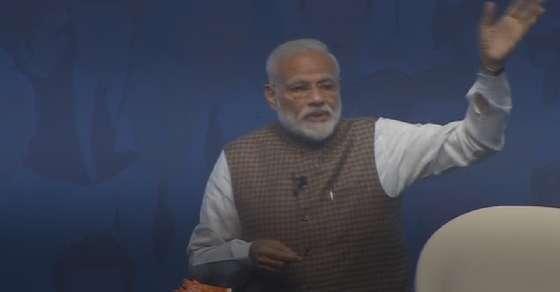 पीएम मोदी की इमरान खान को दो टूक, चुनाव नहीं देश है मेरी प्राथमिकता