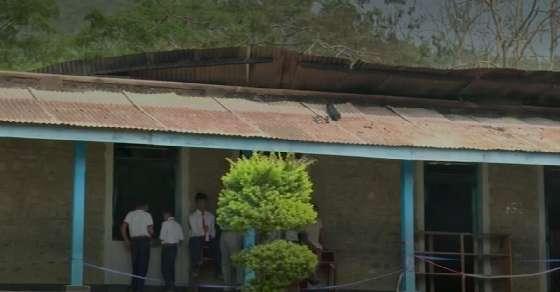 मणिपुर में छात्रों को सज़ा देने पर स्कूल जलाया