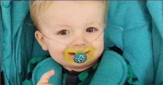 5-year-old suffers from a rare disease without a name