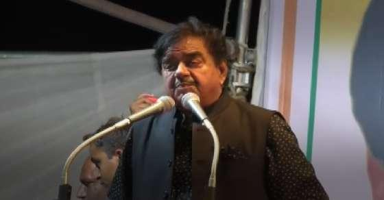 Jinnah comment: 'Slip of tongue', says Shatrughan