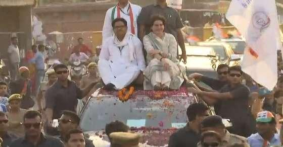Priyanka: PM Modi not shaktimaan, he's a weak leader