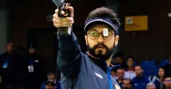 अभिषेक वर्मा को मिला ओलंपिक में शूट करने का लाइसेंस