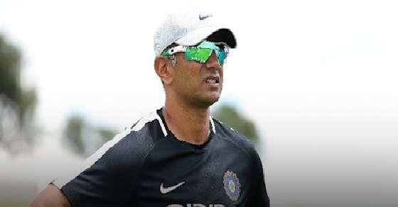 Rahul Dravid front runner for NCA head coach