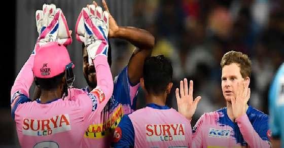 Match 45: Rajasthan need 161 runs to win