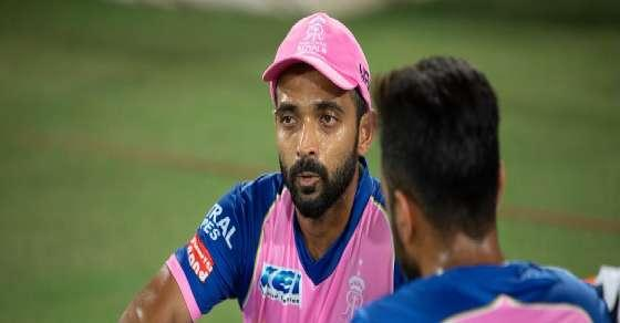 Match 45: Rajasthan lose their 3rd wicket