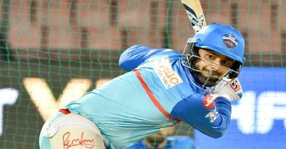 Match 46: Delhi off to a strong start vs Mumbai
