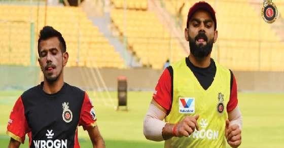 Match 46: Bangalore lose Virat Kohli