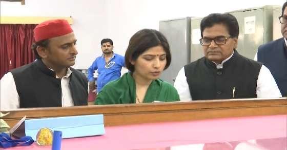 Samajwadi leaders 'under house arrest' in Kannauj