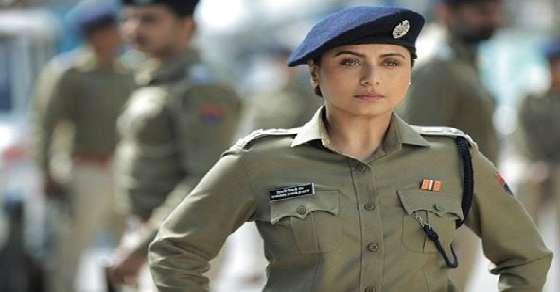 पुलिस की वर्दी में धमाकेदार लग रही हैं 'मर्दानी-2' की रानी
