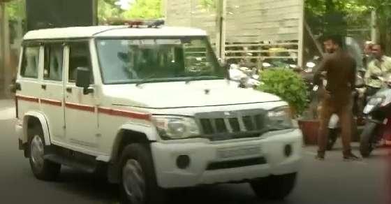 फाइलें जला कर मोदी बचेंगे नहीं: शास्त्री भवन में लगी आग पर राहुल