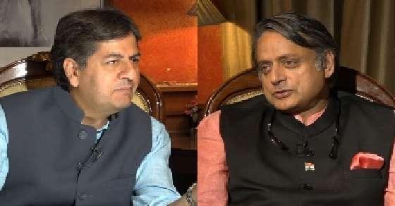 #TwitterDialogues में कांग्रेस नेता शशि थरूर से खास बात