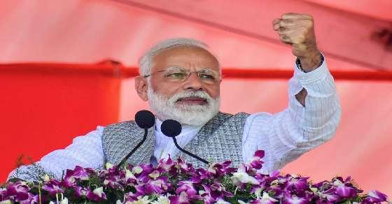 Modi cautions MPs, stay away from 'chhapaas' & 'dikhaas'