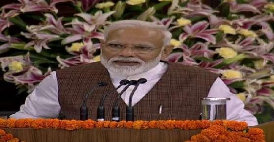 Minorities turned into vote bank, break the barrier: PM