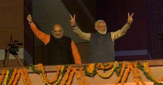PM to meet his mother, hold victory lap in Gujarat