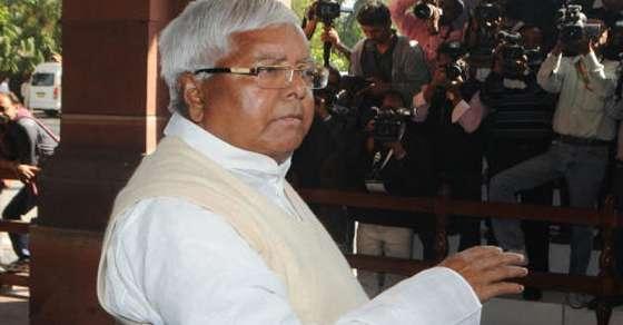 राहुल का अध्यक्ष पद से इस्तीफा देना आत्मघाती होगा: लालू यादव