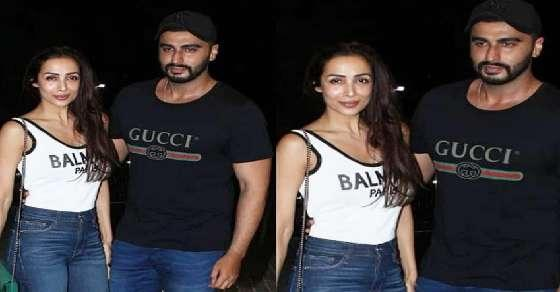 Arjun & Malaika make their relationship 'comfortably' official