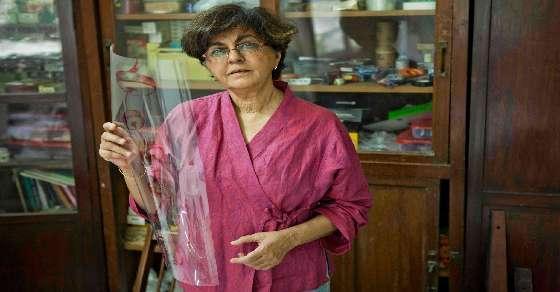Indian artist wins prestigious art award in Spain
