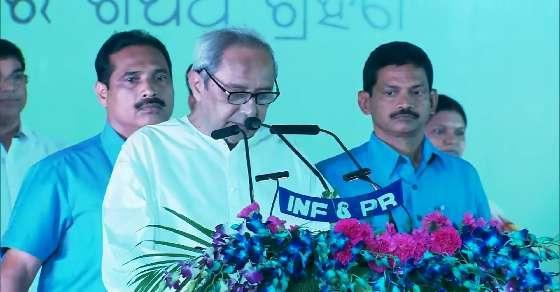 पांचवीं बार...ओडिशा में पटनायक सरकार, 21 मंत्रियों ने भी ली शपथ