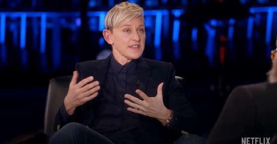Ellen recounts sexual assault by her stepfather