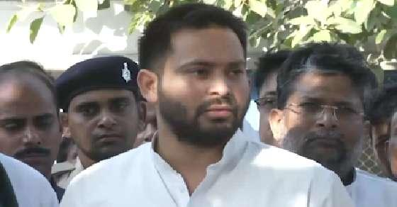 Grand alliance intact, haven't lost morale to fight: Tejashwi