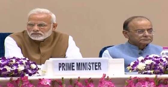 PM calls on Jaitley after he opts out of new govt